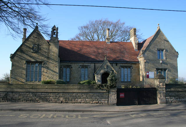 Waltham on the Wolds primary school