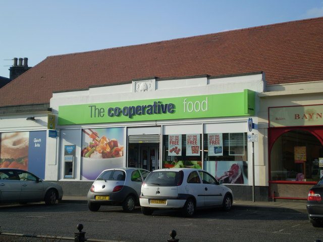 Co-op building, Kincardine