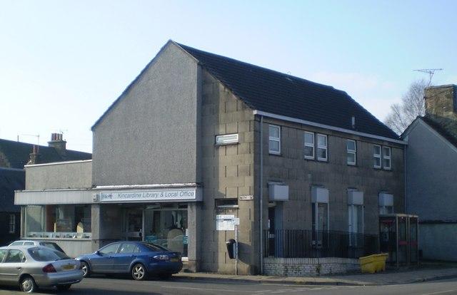 Kincardine Library