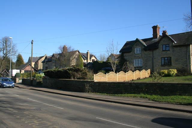 Cottages on Melton Road
