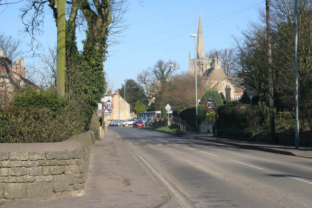 Melton Road, Waltham on the Wolds