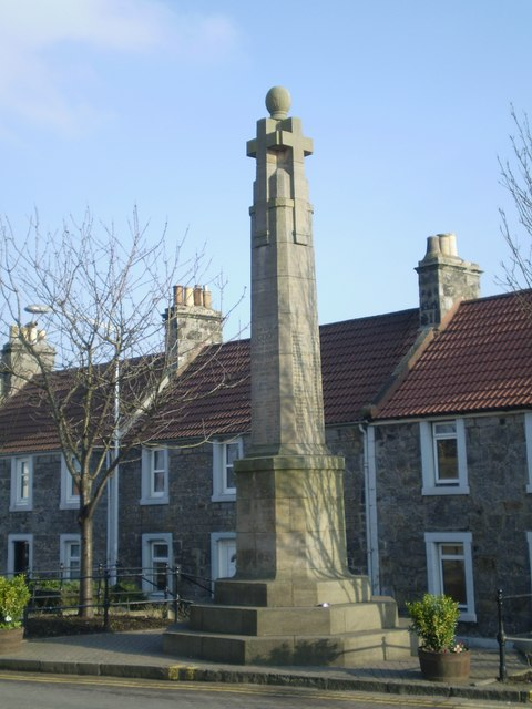 War Memorial, Kincardine