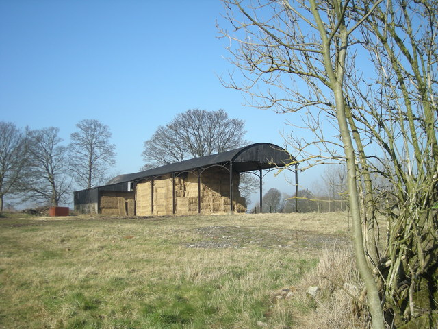 Barn at Great Chatwell House Farm