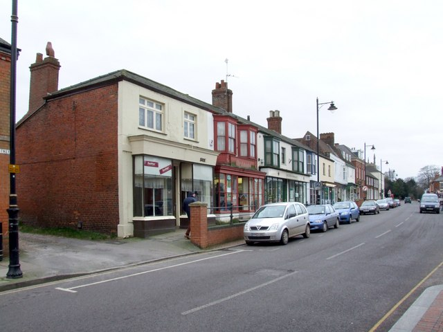 The Terrace, Spilsby
