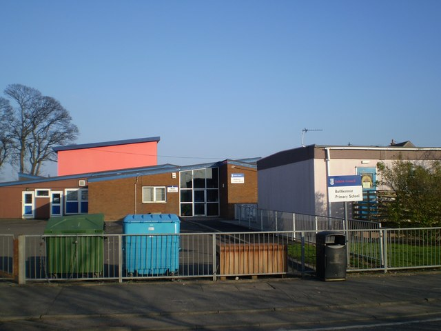 Bothkennar Primary School, Skinflats