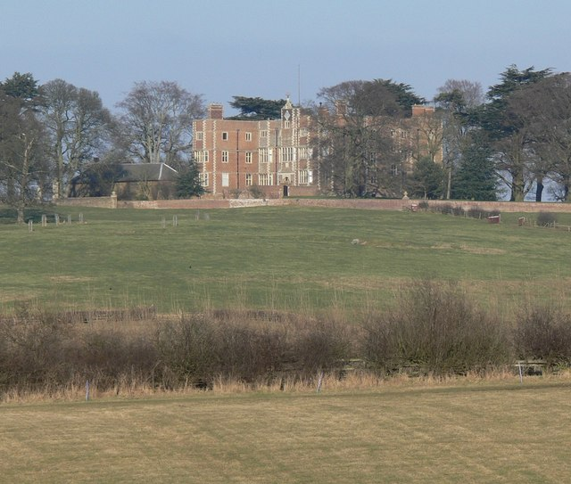 View towards Quenby Hall