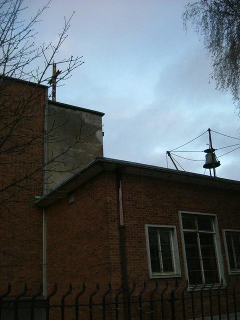 Church, Westway