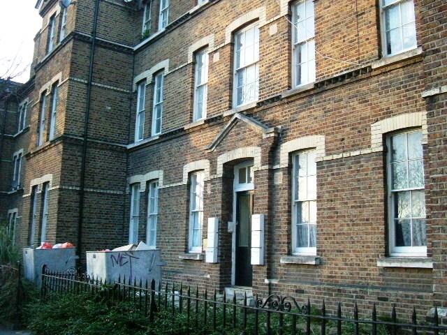 Wormwood Scrubs housing - Du Cane Road