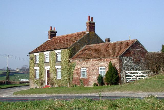 New Inn Farm, Ruston Parva