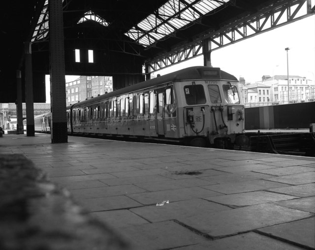 Platform 4, Manchester Victoria