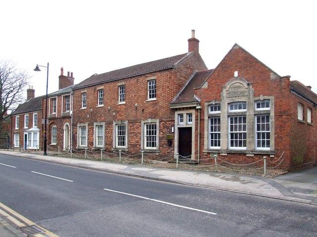 Church Street, Spilsby