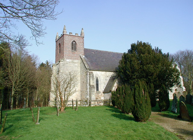 St Martins Church, Lowthorpe