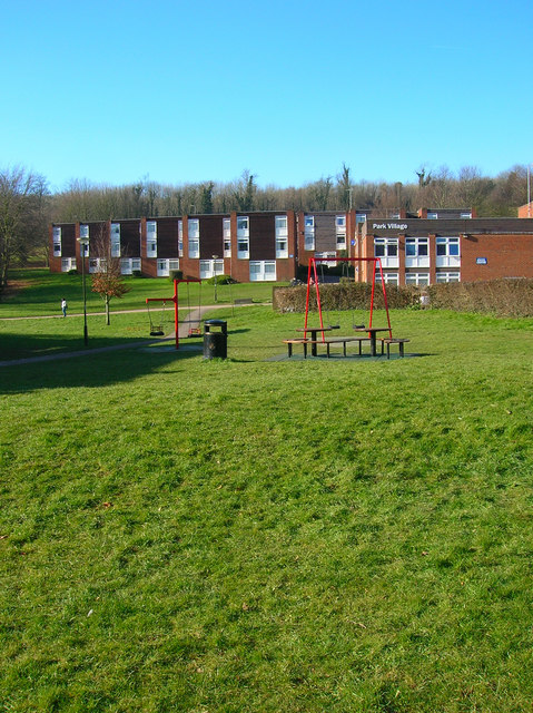 Park Village, University of Sussex