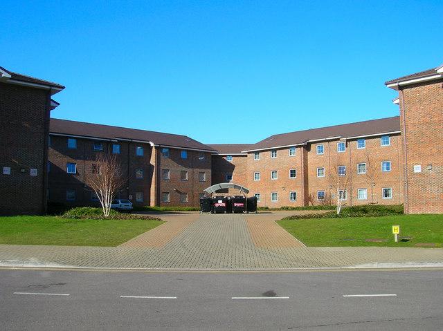 Lewes Court, University of Sussex