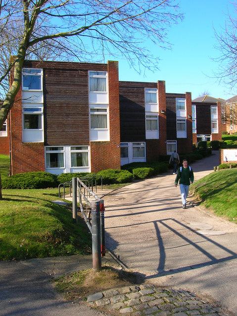 Park Village, University of Sussex