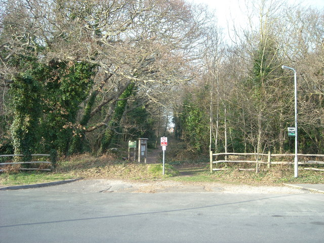 Gillam Wood, Bexhill-on-Sea