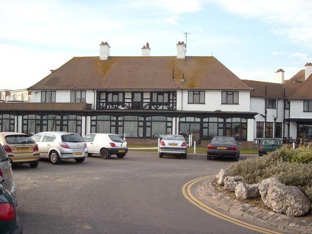 Hotel, Cooden Beach
