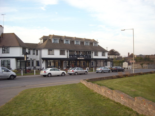 Public Bar, Cooden Beach