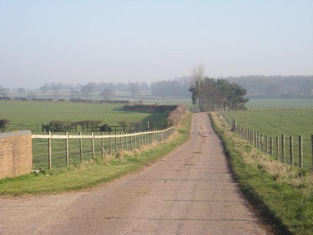 Leaving Walton Grange