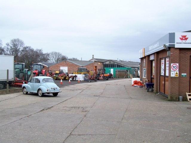 Railway Station (former), Spilsby