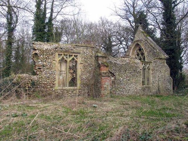 St Paul's Church, Kempstone, Norfolk