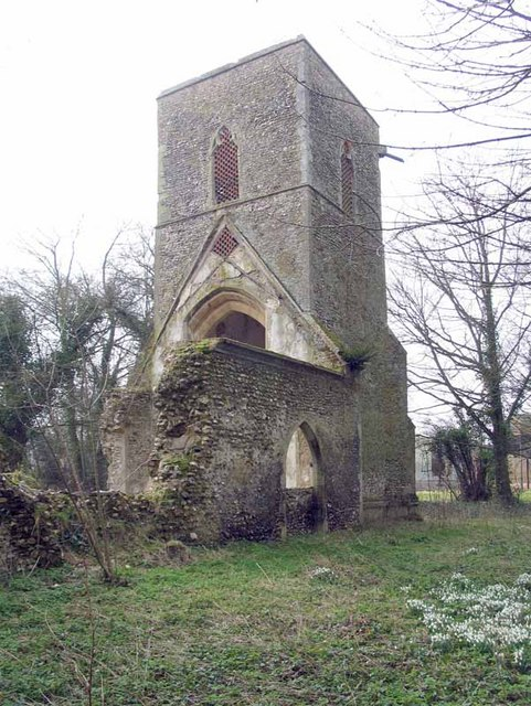 St Paul's Church, Kempstone, Norfolk
