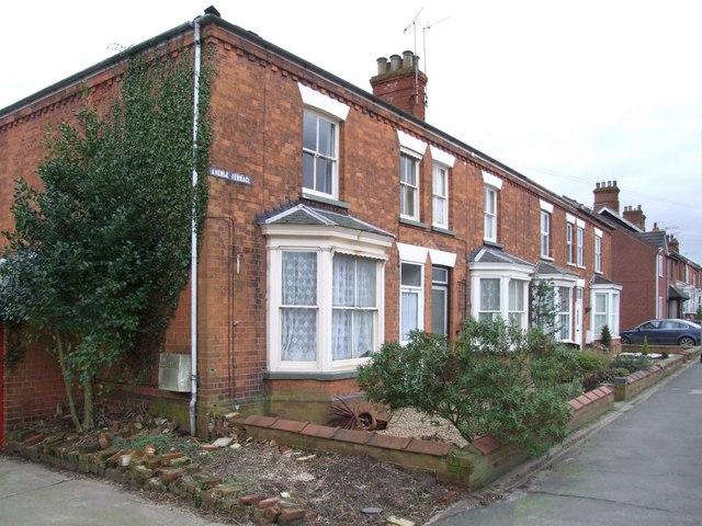 Avenue Terrace, Spilsby