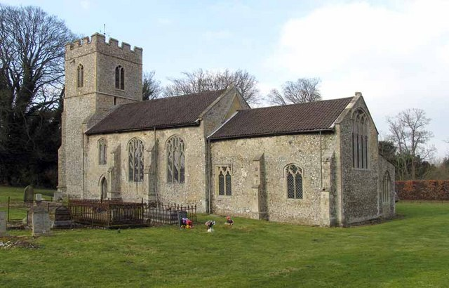 St George's Church, South Acre, Norfolk