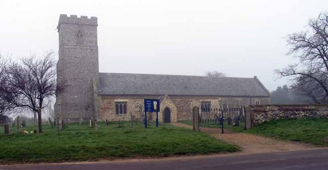St Mary Magdalen's Church, Pentney, Norfolk