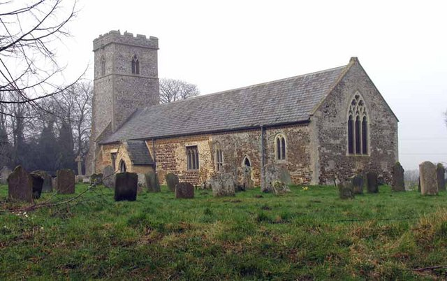 St Mary Magdalen's Church, Pentney, Norfolk