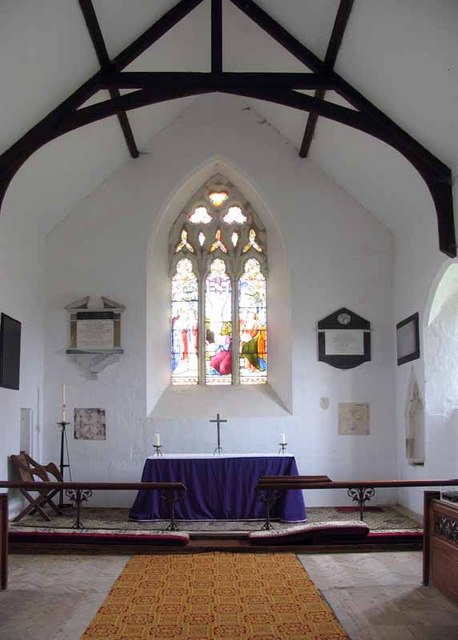 St Mary Magdalen's Church, Pentney, Norfolk - Chancel