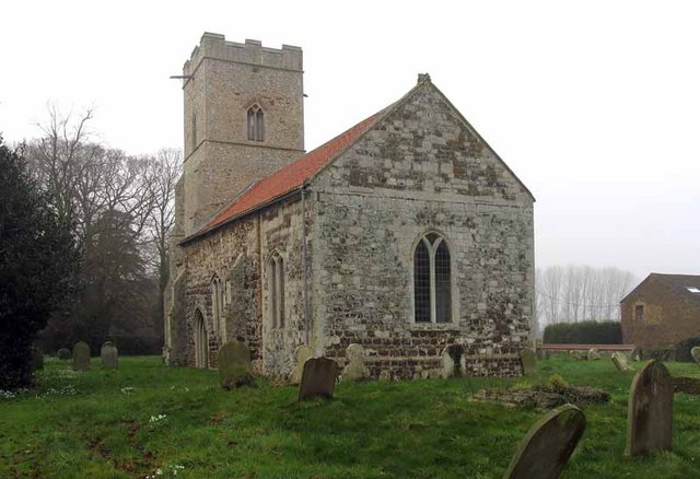 S Cecilia, West Bilney, Norfolk