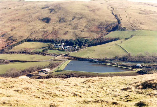 Glendrissaig House