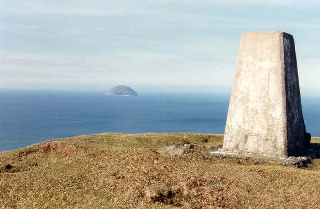 Grey Hill Trig Point