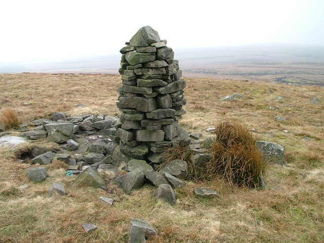 Cairn on Arndale Hill
