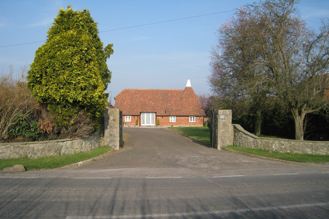 Greentrees Oast, Cranbrook Road, Goudhurst, Kent