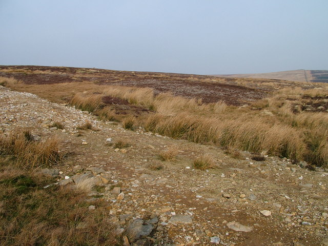 Track on Kexwith Moor