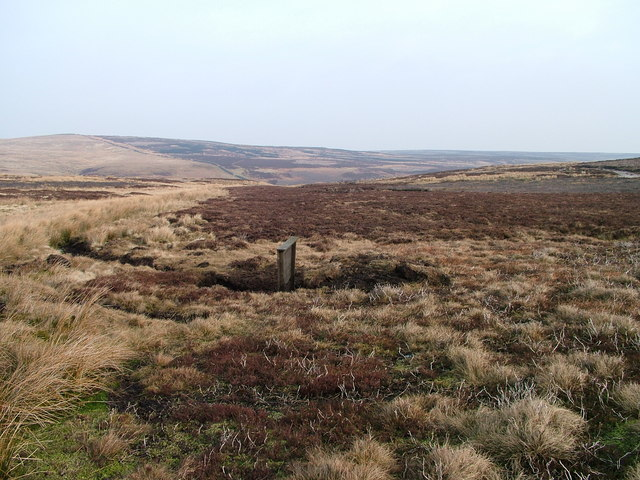 Grouse Butts on Kexwith Moor