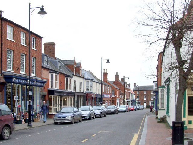 High Street, Spilsby