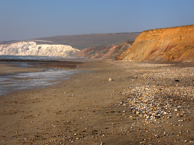 Beach at Hanover Point