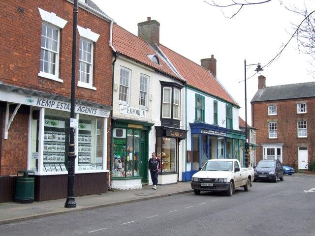High Street, Spilsby