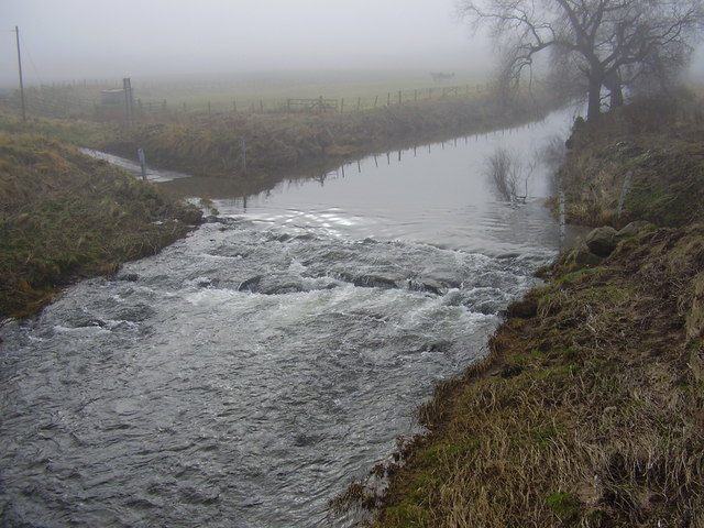 River Tyne near East Linton