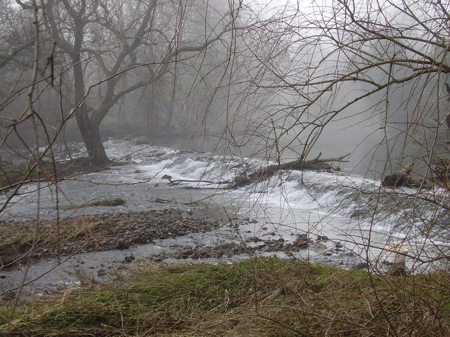 River Tyne at East Linton