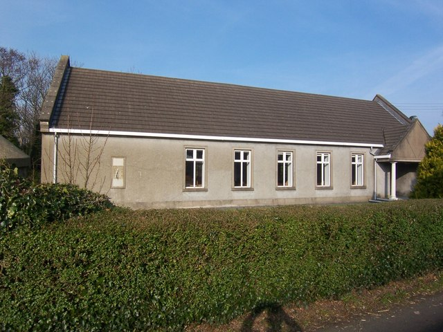 Old Presbyterian Church, Cairncastle
