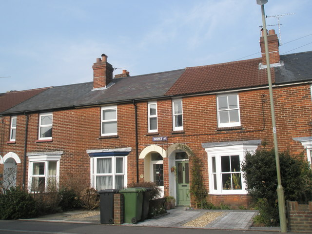 Rushes Road, Petersfield
