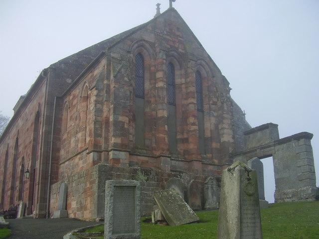 Prestonkirk Church, East Linton