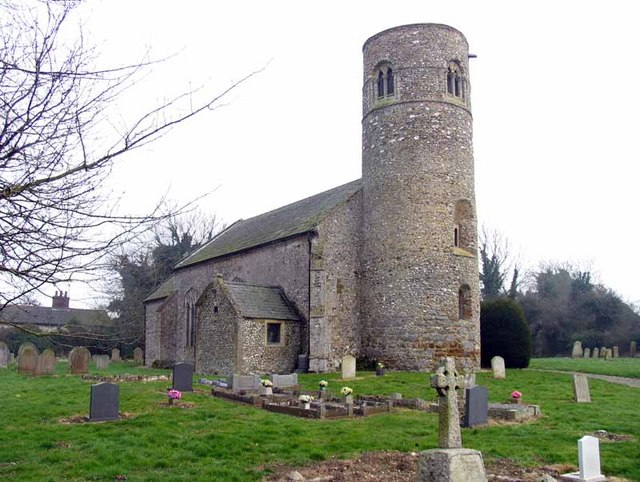 St Mary's Church, Gayton Thorpe, Norfolk
