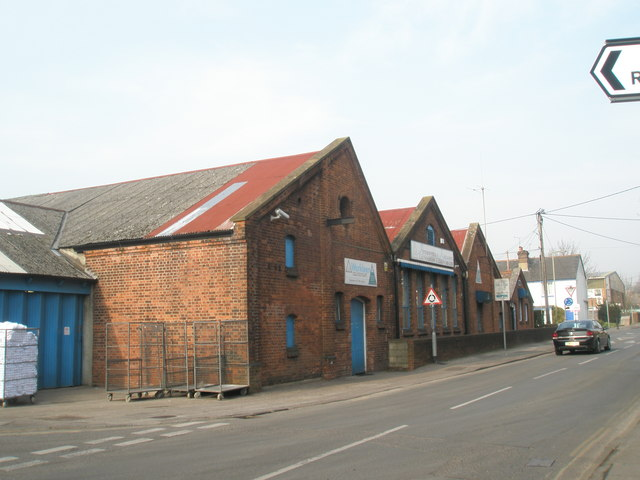 Petersfield and Reliant Laundry