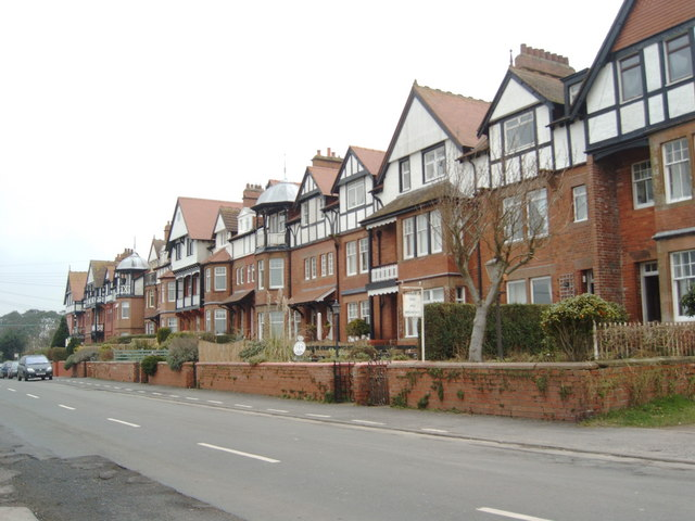Row of houses, Cummertrees