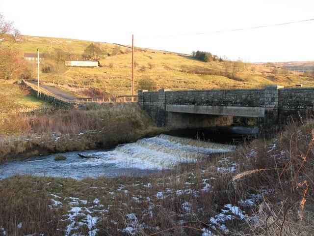 Spartylea Bridge